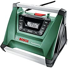 Bosch PRA Multipower - Radio (21,6 W, 10,8 V)