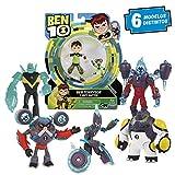 BEN 10 - Figuras de Acción Articuladas 12 cm (Giochi Preziosi...