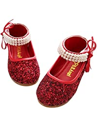 Suchergebnis Auf Amazon De Fur Rote Glitzer Ballerinas Schuhe