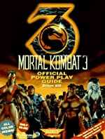 Mortal Kombat 3 - Official Power Play Guide de Prima Publishing