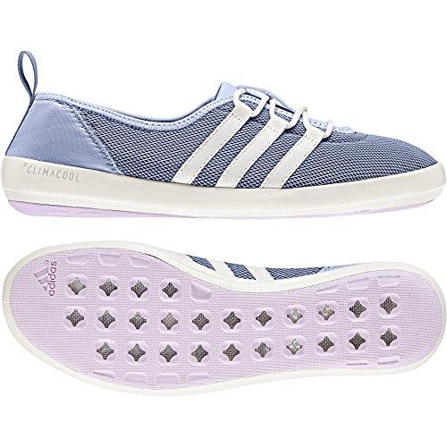 adidas Damen Terrex Climacool Boat Sleek Traillaufschuhe, Blau (Chablu/Cwhite/Aerpnk Chablu/Cwhite/Aerpnk), 42 EU