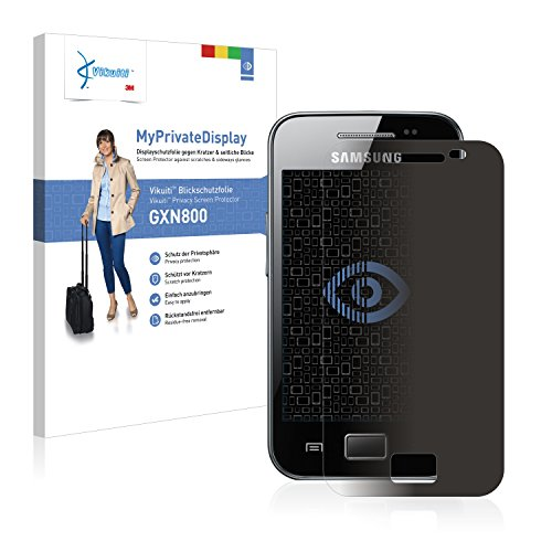 Vikuiti Pellicola Protettiva Privacy GXN800 da 3M per Samsung GT-S5830i Protezione Proteggi-Schermo, Anti-Spy