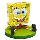 Penn-Plax SBR39 SpongeBob mit Schwimmlöcher, 12.7 cm