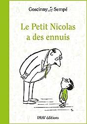 Le Petit Nicolas a des ennuis (French Edition)