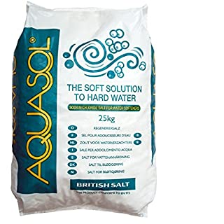 Aquasol Salt Tablets, 25kg