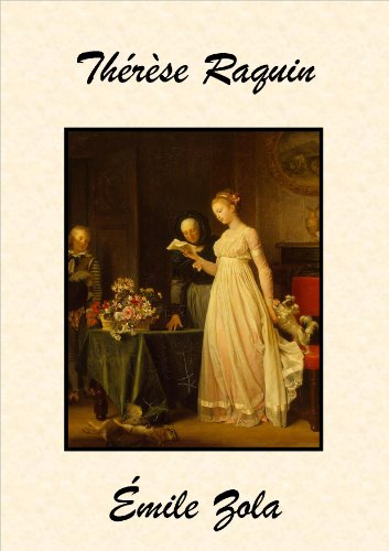 Thérèse Raquin por Émile  Zola