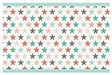 I-love-Wandtattoo Kinderzimmer Bordüre Borte Sterne Sternenhimmel Kinder selbstklebend