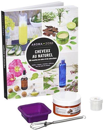 Coffret Cheveux au Naturel: 100 recettes de soins et de colorations