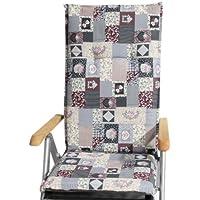 Beo M305 Baltimore HL - Cojín para sillas de exterior, color