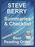 STEVE BERRY COTTON MALONE SERIES Novels and Short Stories in Best Reading Order with Summaries and Checklist: Updated 2017 - Includes Cotton Malone Novels ... - Standalone Novels (English Edition)