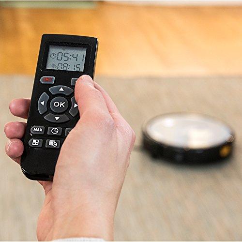 Cecotec Conga Excellence 990, Robot Aspirador 4 en 1. iTech 3.0. Programable 24h. 5 Modos de Limpieza