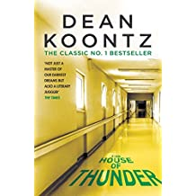 The House of Thunder: A psychological thriller of masterful suspense (English Edition)