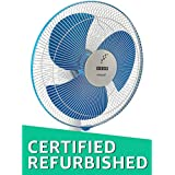 (Certified REFURBISHED) Usha Maxx Air 400mm Table Fan (Blue)