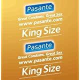 72 PASANTE KING SIZE Condoms