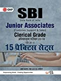 #8: SBI Junior Associates Clerical Grade Phase-I 15 Practice Sets 2018