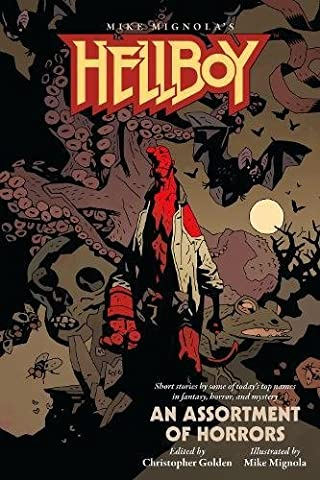 Halloween Scary Movies - Hellboy: An Assortment of