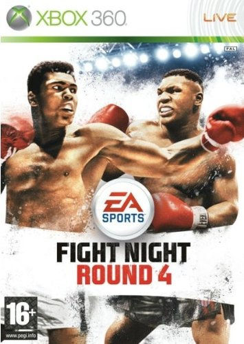 Fight Night Round 4 (xbox 360)