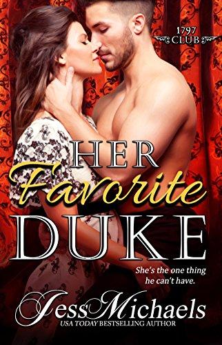 Her Favorite Duke (The 1797 Club Book 2) (English Edition)