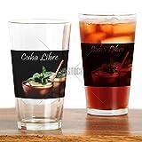 CafePress–Cuba Libre–Pint-Glas, 16oz Trinkglas