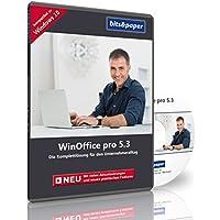 Bits & Paper lw0560–winoffice Pro 5.3–La edición de software para trabajos Ideal para pequeñas Empresas, oficinas y selbständige