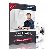 Bits&Paper LW0550 - WinOffice pro 5.3 - Die ideale Software für Auftragsbearbeitung für kleine Firmen, Büros und Selbständige