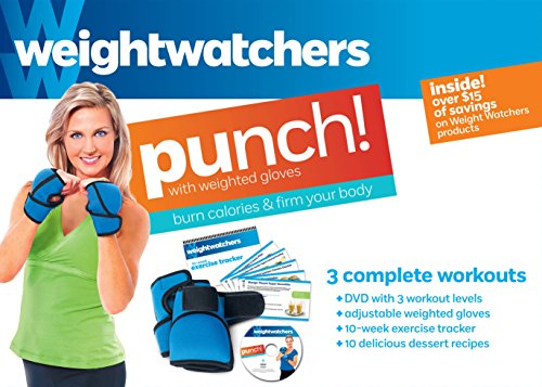 ANCHOR BAY Weight Watchers: Punch! 3 komplette Workouts