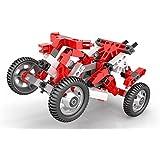 Imaginarium - Engino Inventor 90 Models, set de construcción con piezas con motor (87579)