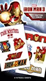 Marvel Iron Man 3 - Temporary Tattoo Pack