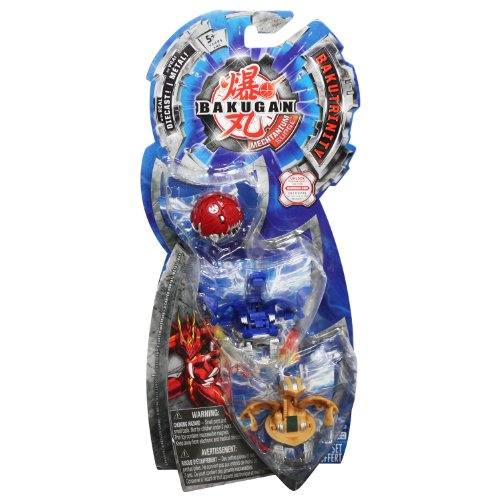 Spin Master Bakugan - Bakutrinity (Colors and Styles Vary)