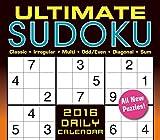 Ultimate Sudoku Schreibtisch Kalender von Verkäufer Publishing INC 2016