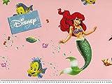 Zanderino ab 1m: Disneystoff, Arielle die Meerjungfrau,