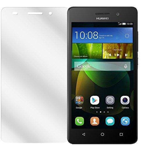 dipos I 6X Schutzfolie klar passend für Huawei G Play Mini Folie Bildschirmschutzfolie