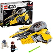 LEGO 75281 Star Wars Anakin's Jedi Interceptor Toy with R