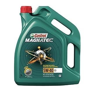 Castrol MAGNATEC 5W-40 C3 Motorenöl Motorenöl 5L