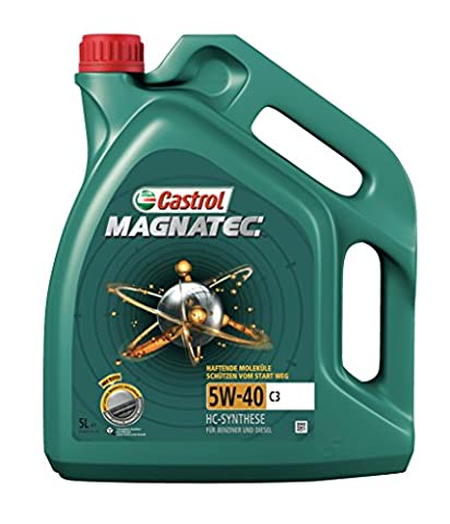 Castrol MAGNATEC Engine Oil 5W-40 C3 5L (German label)