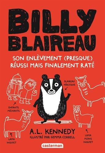 Billy Blaireau : Son enlèvement (presque) réussi mais finalement raté