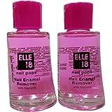 Elle 18 Nail Pops Enamel Remover (30ml) - Pack of 2