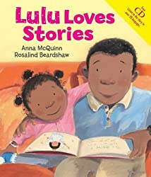 Lulu Loves Stories by Anna McQuinn (2011-02-10)