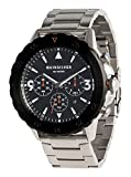 Quiksilver B-52 Chrono Metal - Analogue Watch for Men - Analoge Uhr - Männer