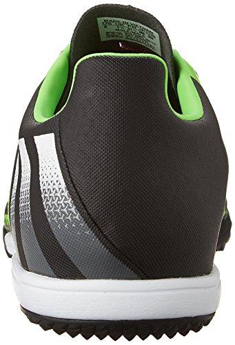 Adidas Performance Ace 16,2 Cg Fu�ballschuh, schwarz / wei� / Schock Grün, 6,5 M Us Black/White/Shock Green
