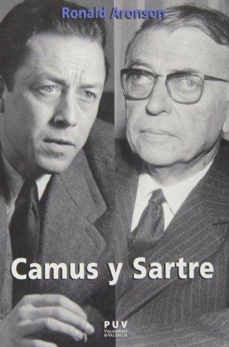 Camus y Sartre (PUV) (Biografias)