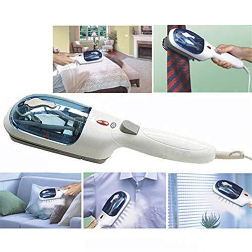 WLIXZ Tragbares Dampfbügeleisen, 800W Home Travel Handheld-Bügelmaschine, Mini-Bügeleisen, automatischer Abschaltschutz