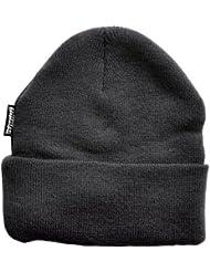 Wasserabweisende Wintermütze bis -30°C Kälte getestet // verschiedene Farben wählbar One Size,Grau