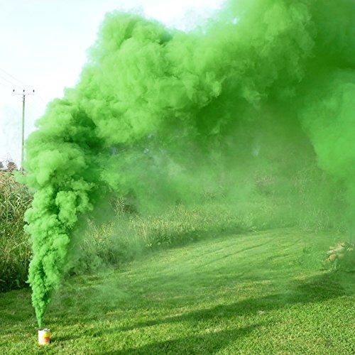 Raucherzeuger Mr. Smoke Typ 4 in Grün