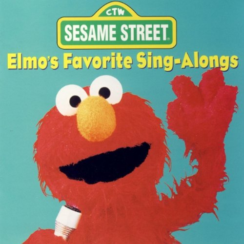 Elmo's Song - Bird Big Snuffleupagus