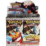 Pokémon SW02 Aufstreben der Mächtigen Booster Diplay mit 36 Booster Pack, deutsch