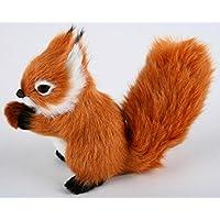 "Figur /""Eichhörnchen/"" aus hochwertigem Porzellan 12 x 6x11,6cm NEU Porzellanfig"