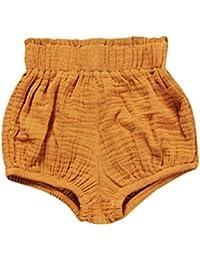 JERFER Säugling Kleinkind Kinder Unterwäsche Nettes Baby Mädchen Jungen Dot Geometrische Shorts Hosen Leggings 6M-5T