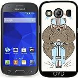 Hülle für Samsung Galaxy Ace 4 (SM-G357) - Wilden Renner by Olga Angelloz Design