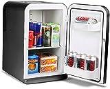 15 Litre Mini Fridge Cooler and Warmer Black